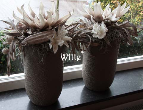 Petra witte tuinontwerp decoratie - Decoratie stijl van de bergen ...